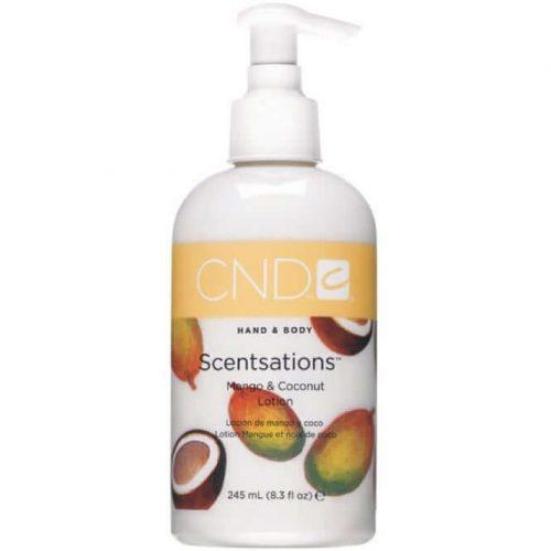 Scentsation Mango and Coconut Lotion