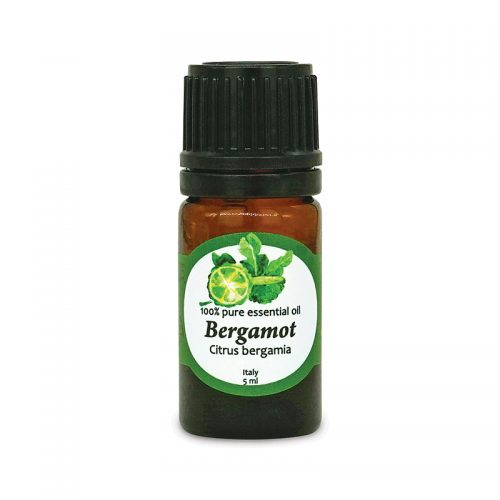 100% pure Bergamot essential oil