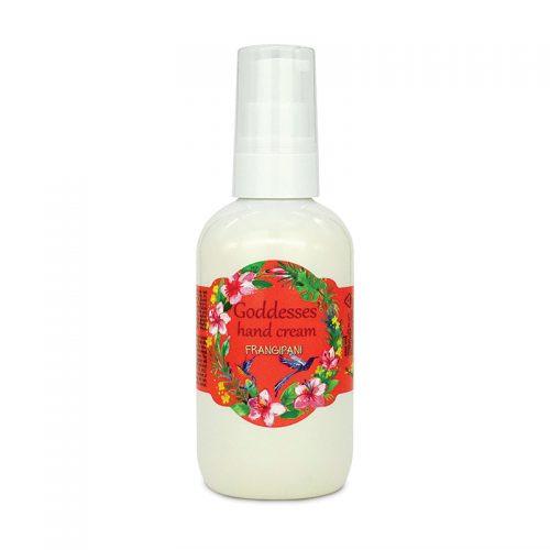Aromama Goddesses Frangipani hand cream