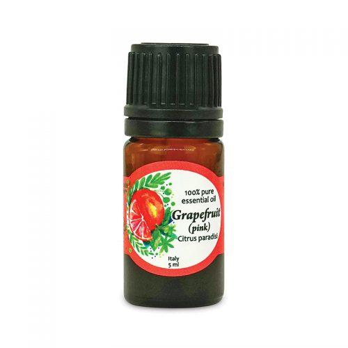 100% pure Grapefruit (pink) essential oil