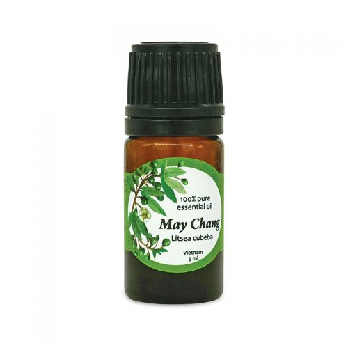 100% pure May Chang essential oil