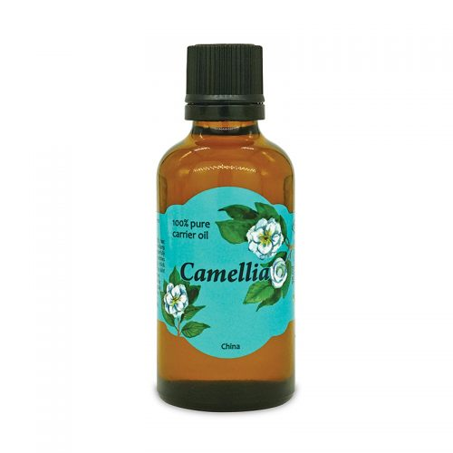 100% pure Camellia carrier water