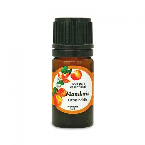 100% pure Mandarin essential oil