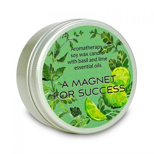 soy wax candle A Magnet of Success