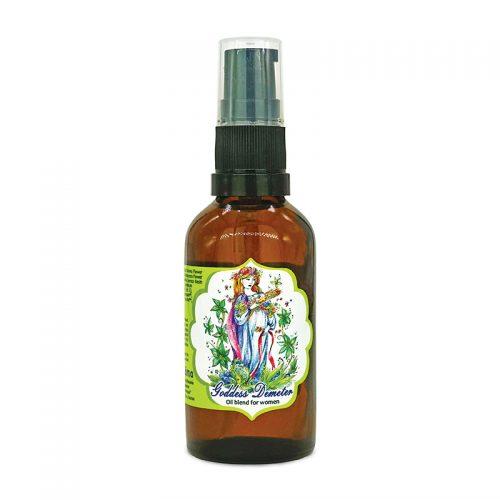 Oil Blend for women Goddess Demetre