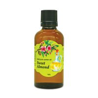 100% pure carrier oil Sweet Almond