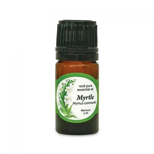 100% Myrtle essential oil