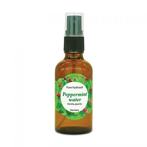 Pure Hydrosol Peppermint Water