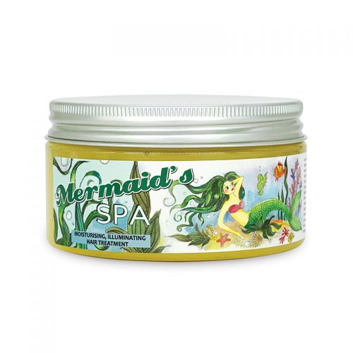 Aromama hair treatment Mermaids Spa